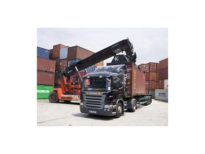 حمل و نقل بین المللی مواد نفتی و پتروشیمی و روغن نباتی